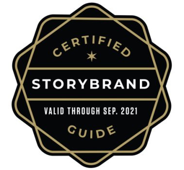 We're a Story Brand certified guide located in Central Ohio.